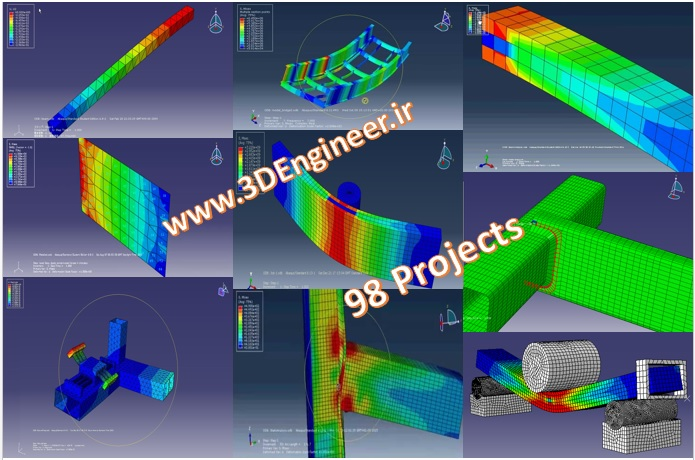 Abaqus Projects