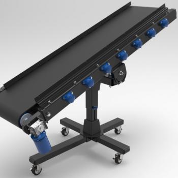 Adjustable Conveyor