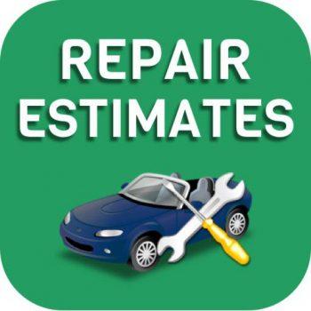 Auto Repair Estimate Car
