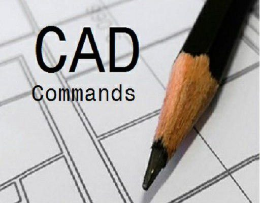 CAD Commands apps