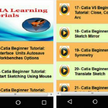 CATIA LEARNING Tutorials