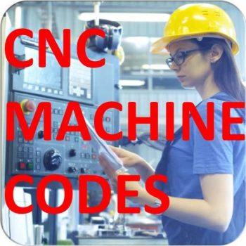 CNC Machine Codes