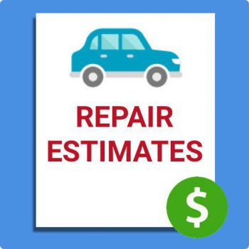 Car Repair Labor Estimates