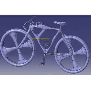دوچرخه - Concept Bicycle
