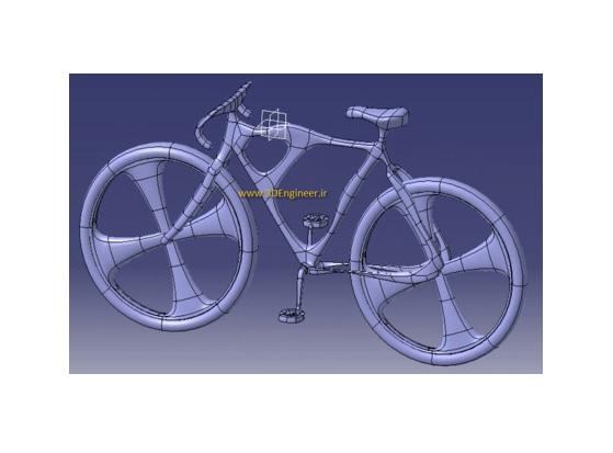 دوچرخه - Concept Bicycle