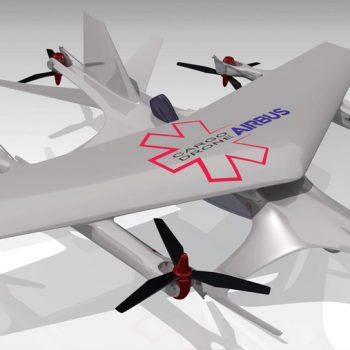 Concept Cargo Drone
