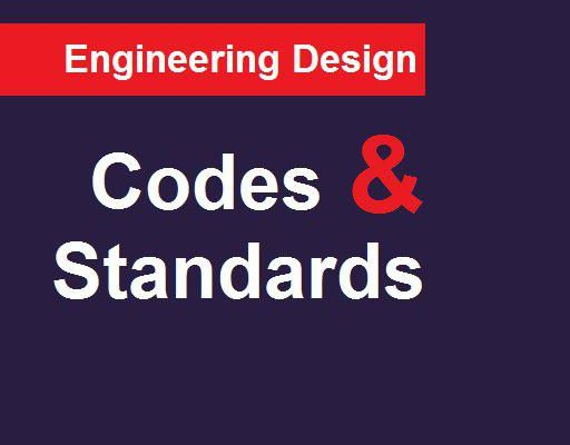 Engineering Codes & Standards apps