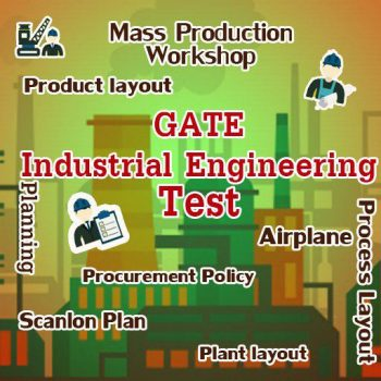 GATE Production and Industrial Engineering Exam