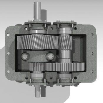 Gear transmission