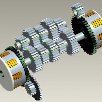 Hybrid Powertrain