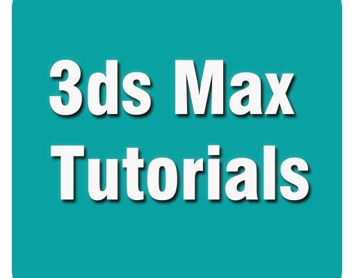 Learn 3ds Max apps