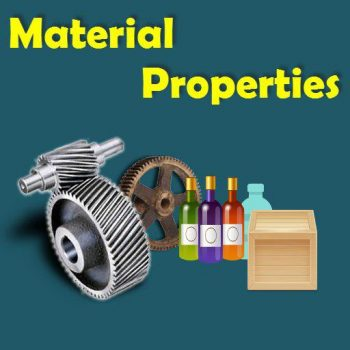 Material Properties apps