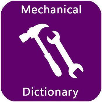 Mechanical Dictionary