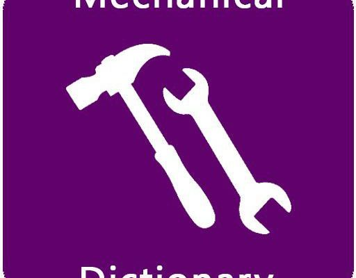 Mechanical Dictionary apps