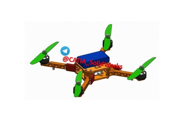 کوادکوپتر - Quadcopter
