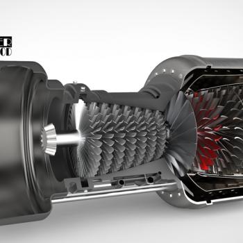 Turbo-Shaft Engine
