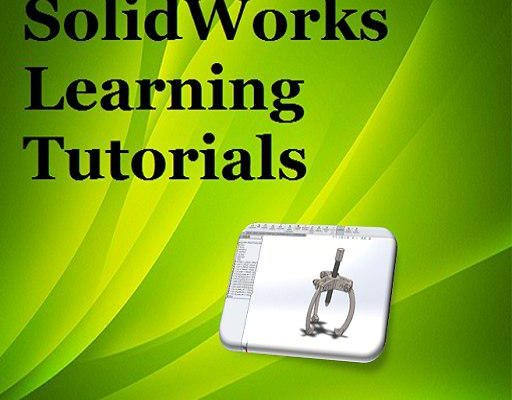 Tutorials for SolidWorks Learning apps