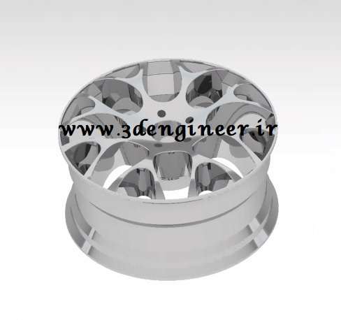 رینگ - Wheel Rim
