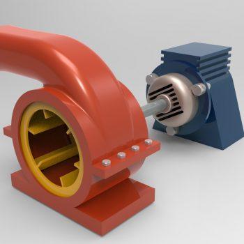 blower mechanism