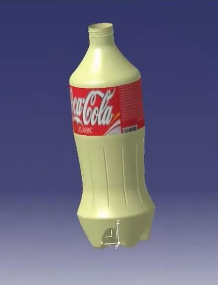طراحی بطری