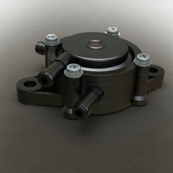 vacuum fuel pump