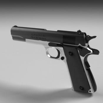 redux pistol