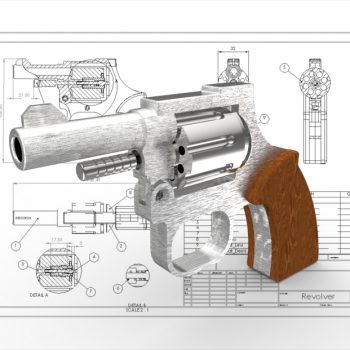 revolver mg 31