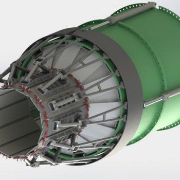 thrust vectoring nozzle