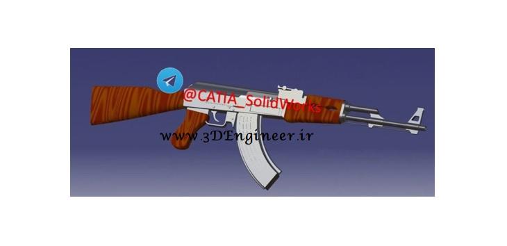 اسلحه AK 47