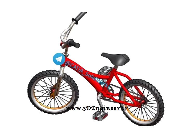 دوچرخه – Bicycle