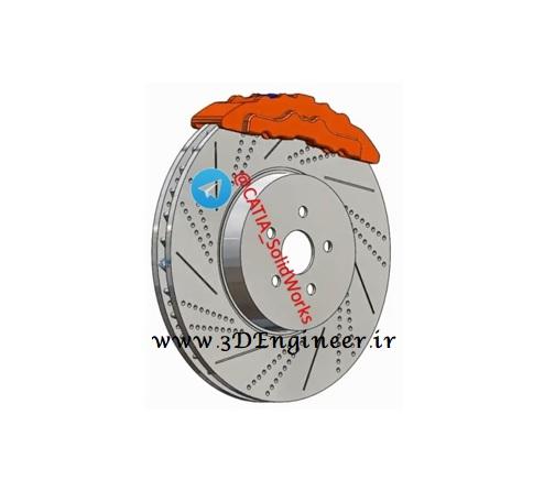 ترمز دیسکی – Disk Brake
