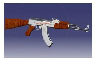 اسلحه AK-47