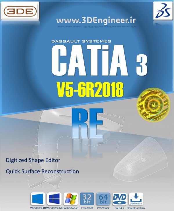Catia Reverse Engineering