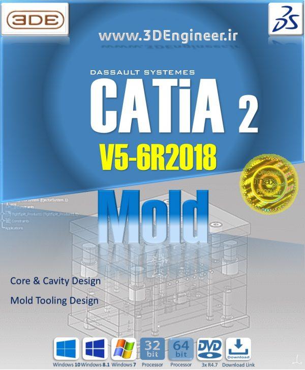 Catia Mold Design