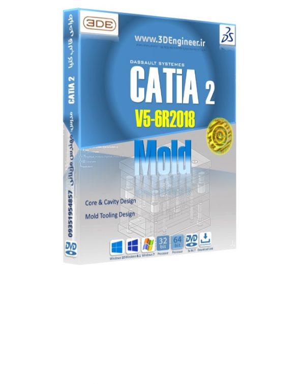 Catia Mold
