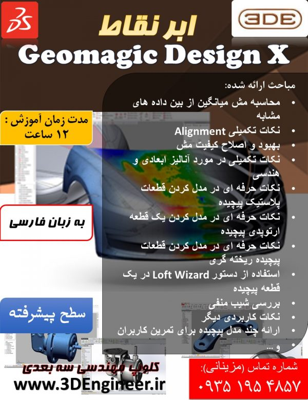 جئومجیک دیزاین X